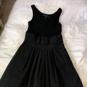 BCBG Black Work Dress (Size 6)